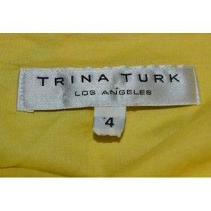 Trina Turk Dresses - TRINA TURK Floral Halter Sundress Shift Dress.
